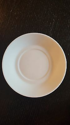 Apilco Porcelain Saucer Made in France New 6""