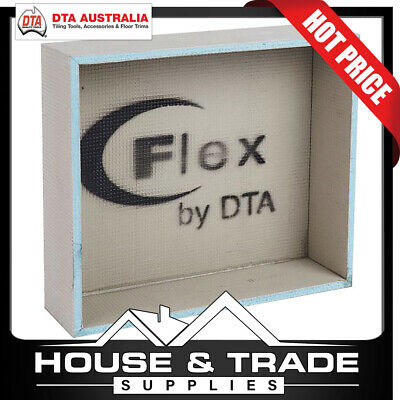 DTA CFlex Shower Wall Recess Niche 320x360x100mm (ex) CFI300