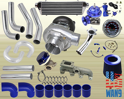 S10 SONOMA CHEVY T3 2 2L HUGE TURBO KIT 4cyl 1995 1996 1997