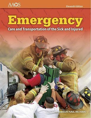 ebook-Emergency Care and Transportation of the Sick and Injured 11th EditionPDF
