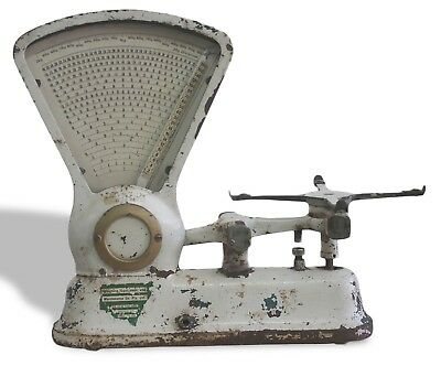 Vintage Shop Counter Kitchen Scales
