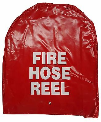 Fire Hose Reel Cover Heavy Duty for 36m Hose UV Stabilised Non-Fade Outdoor Use