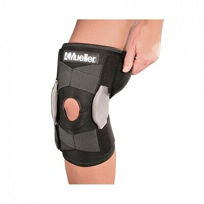 Mueller Hinged Knee Brace Support ~ ACL ~ ligament ~ Runner's Knee ~ Physio rcmd