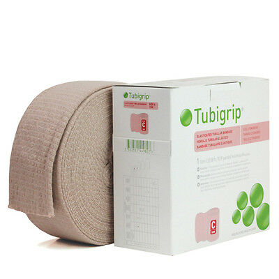 Tubigrip Tubular Compression Bandage ~ Wrist Elbow Calf  Knee  ~ 1M