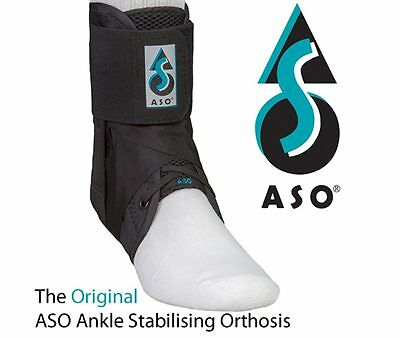 ASO Ankle Brace Stabilizer Support - Sprain & instability * Sports & Outdoor