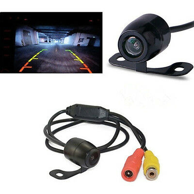 1Set Car Auto Rear View Reverse Color Backup Parking Camera Night Vision CMOS