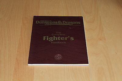 AD&D 2nd Edition - The Complete Fighters Handbook (gebraucht)