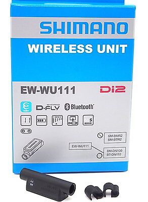 SHIMANO EW-WU111 Di2 Wireless Data Transmitter Unit D-FLY ANT+ Blue Tooth