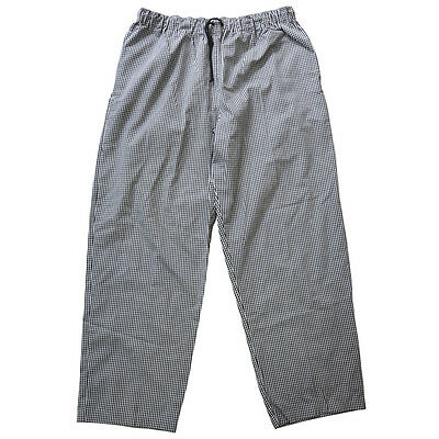 Striped Check Chef  Cooks Trousers Cheaper Catering Pants British Army Issued