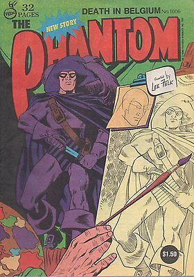 Phantom Comic Issue # 1006  - Collectible Comic Book - Very Good Condition