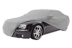 SF677 TAILOR FIT Full Car Cover SAAB 9-3 SALOON / CABRIOLET (98-11) + straps