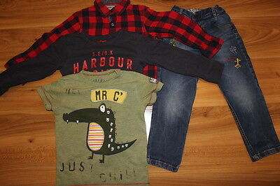 NEXT boys tops jeans shirt bundle 2-3 years *I'll combine postage