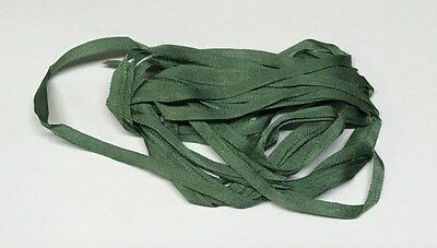 YLI Silk Ribbon 4mm x 3m - Shade 033 - Dark Jade
