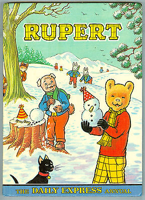 Rupert Annual 1974 | Fine, untouched copy