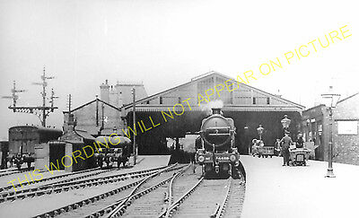 Peterborough North Railway Station Photo. Yaxley - Tallington. GNR. (17)
