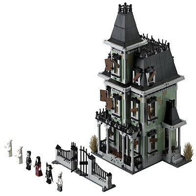 Brand New Haunted House Monster Fighters Compatible with Lego 10228 Sealed
