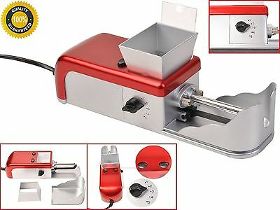 Tobacco Electric Cigarette Rolling Machine Roller Injector Easy Automatic Maker