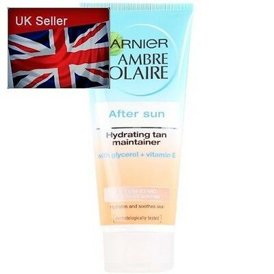 Ambre Solaire After Sun Tan Maintainer 200ml