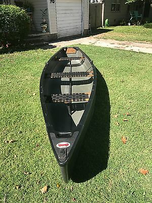 old town canoe 15 ft. square stern Camo