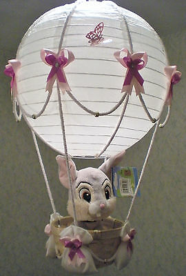 Thumper in hot Air Balloon Lamp-light Shade for Baby Nursery