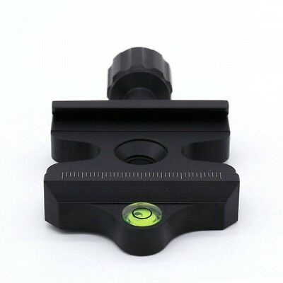 50MM Quick Release Clamp Adapter For Tripod Ball Head Arca Swiss UK Seller