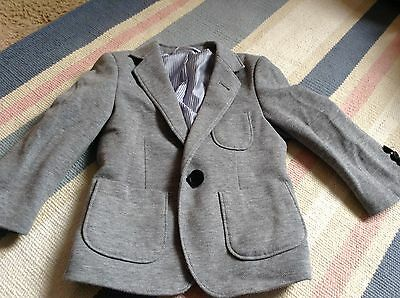 Baby boy jacket 1.5-2 years Autograph M&S