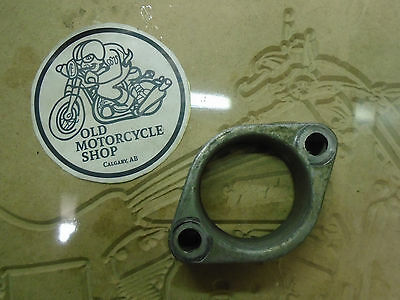 1982 Kawasaki KZ 1100 Exhaust Header Clamp Flange OEM
