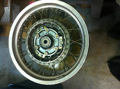Suzuki 2004 VS800 Rear Wheel with hub Assembly J 15 M/C X MT3.00
