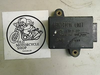 1981 Yamaha Excitor SR250 CDI Ignition Unit Ignitor