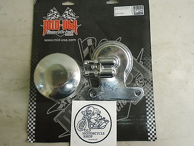 MID-USA Universal Oil Filter Adapter Kit for Big Twin & Sportsters #87124
