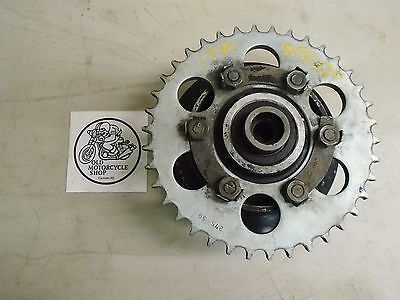 1981 Kawasaki GPZ550 Rear Sprocket Hub Assembly