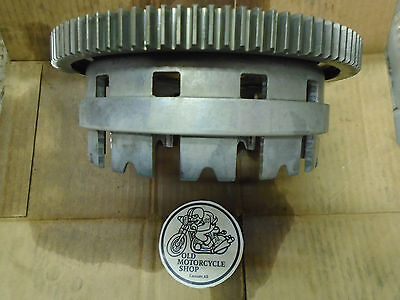 1982 Kawasaki KZ1100 Engine Clutch Basket Housing OEM