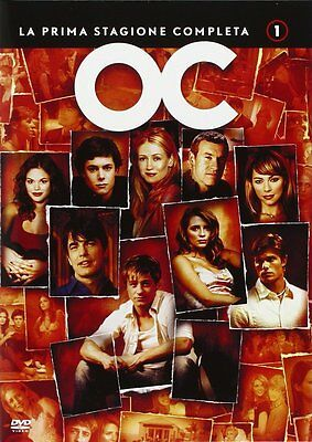 The O.C. (OC) Stagione 1 in DVD (7 DVD ) ( Nuovo Italiano Originale)