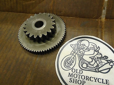 1982 Kawasaki KZ1100 Inner Internal Engine Starter Clutch Gear (small) OEM