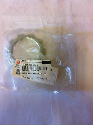 Yamaha 1990-2015 YZ125/250/400/450 WR250/450 Spring Guide 3 OEM#3sp-22234-00 NEW