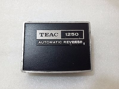 "Teac 1250 -  Head Cover  - ""as Is"" -"