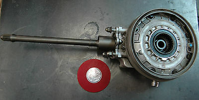 Honda VTX1300 Shaft Drive Differential