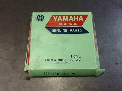 Yamaha Piston Ring Set 308-11610-31 3rd Oversize