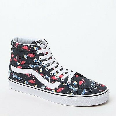 Vans Mens Vans Pool Vibes Sk8-Hi Reissue Shoes