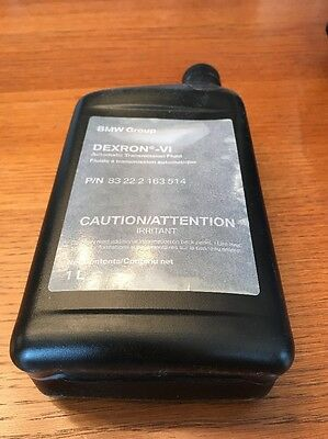 BMW Dextrin VI 6 Automatic Transmission Fluid New!