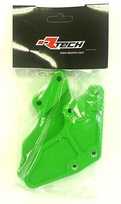 Kawasaki KX100 2013 2014 2015 Green Chain Guide Block KX0VE014
