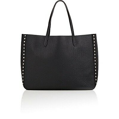 Barneys New York Womens Studded Tote Bag