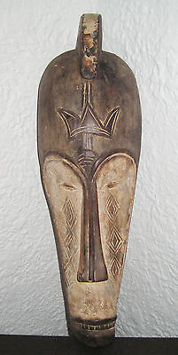 Sublime FANG NGIL Mask, African Art - Old -