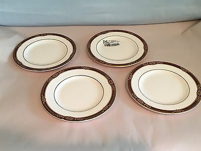 Royal Doulton Tennyson Bread And Butter Plates (set of 4)