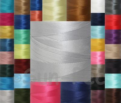 Bonded Nylon T70 #69 Upholstery Sewing Thread for Leather Canvas Outdoor Seats