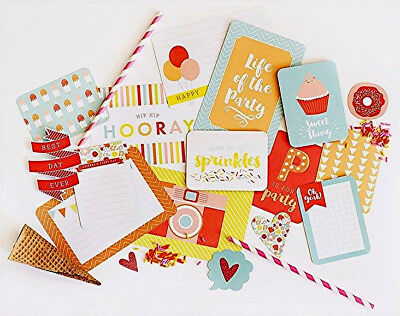 PROJECT LIFE  [SPRINKLES]  Value Kit   ( 125 Cards & Die-Cuts)  Save 45%