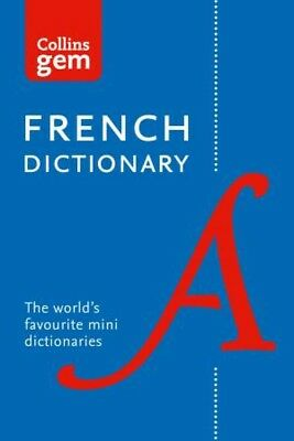 Collins Gem French Dictionary - 12th Ed by Various [Paperback]
