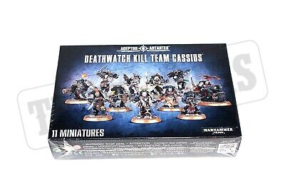 Warhammer Deathwatch Killteam Cassius New