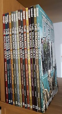 The Walking Dead Volume 1-15