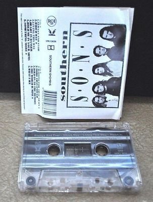 SOUTHERN SONS             Cassette Tape